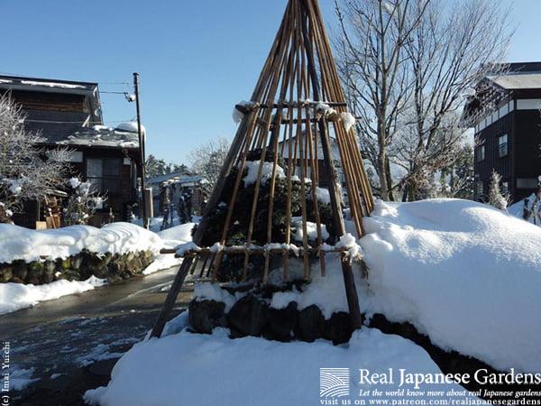 Niigata snow protection