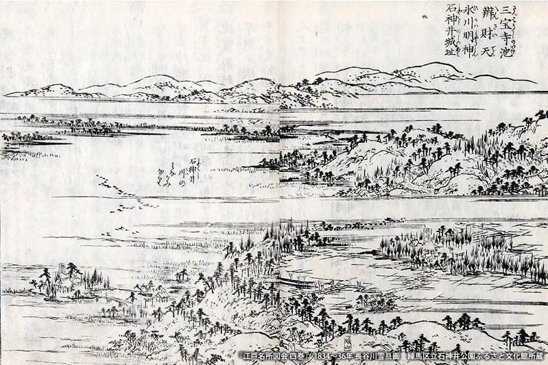 Shakujii Edo Period
